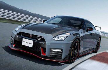2022 Nissan GT-R Nismo Özel Sürümü.