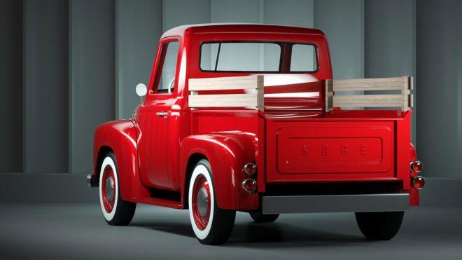 Nobe 500; 50'li yılların Amerikan pickup tasarımı elektrikle bir arada