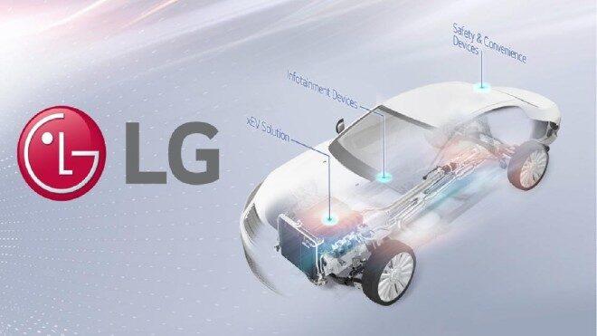 Otomobil üretme yolunda; LG cephesinden Cybellum hamlesi
