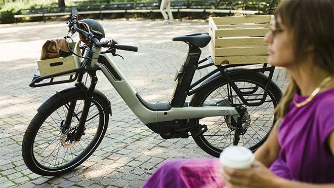 Vaast Bikes imzalı E/1 elektrikli bisiklet
