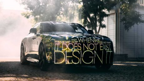 Rolls-Royce Spectre Teaser