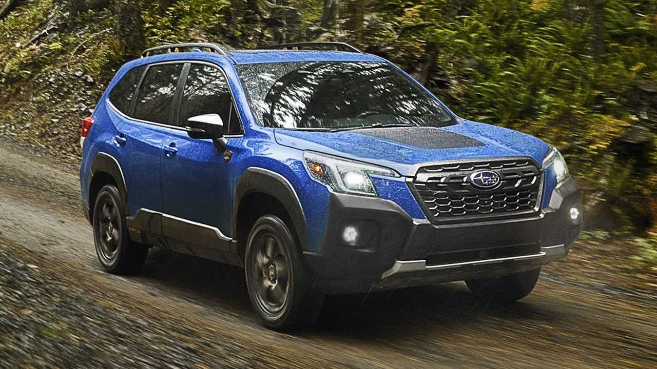 2021 Subaru Forester Wilderness