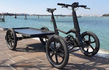 SUM-X elektrikli bisiklet