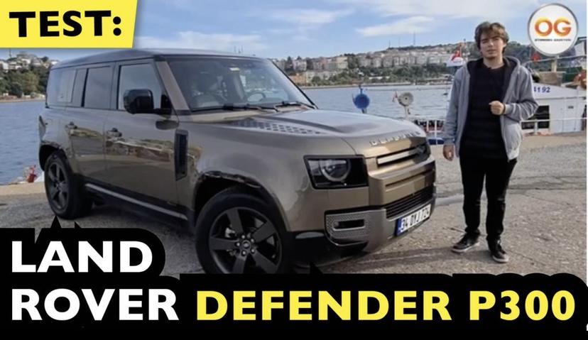 Test: Land Rover Defender P300