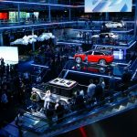 Uluslararası Otomobil Fuarı Münih'te kapılarını ziyaretçilere açtı