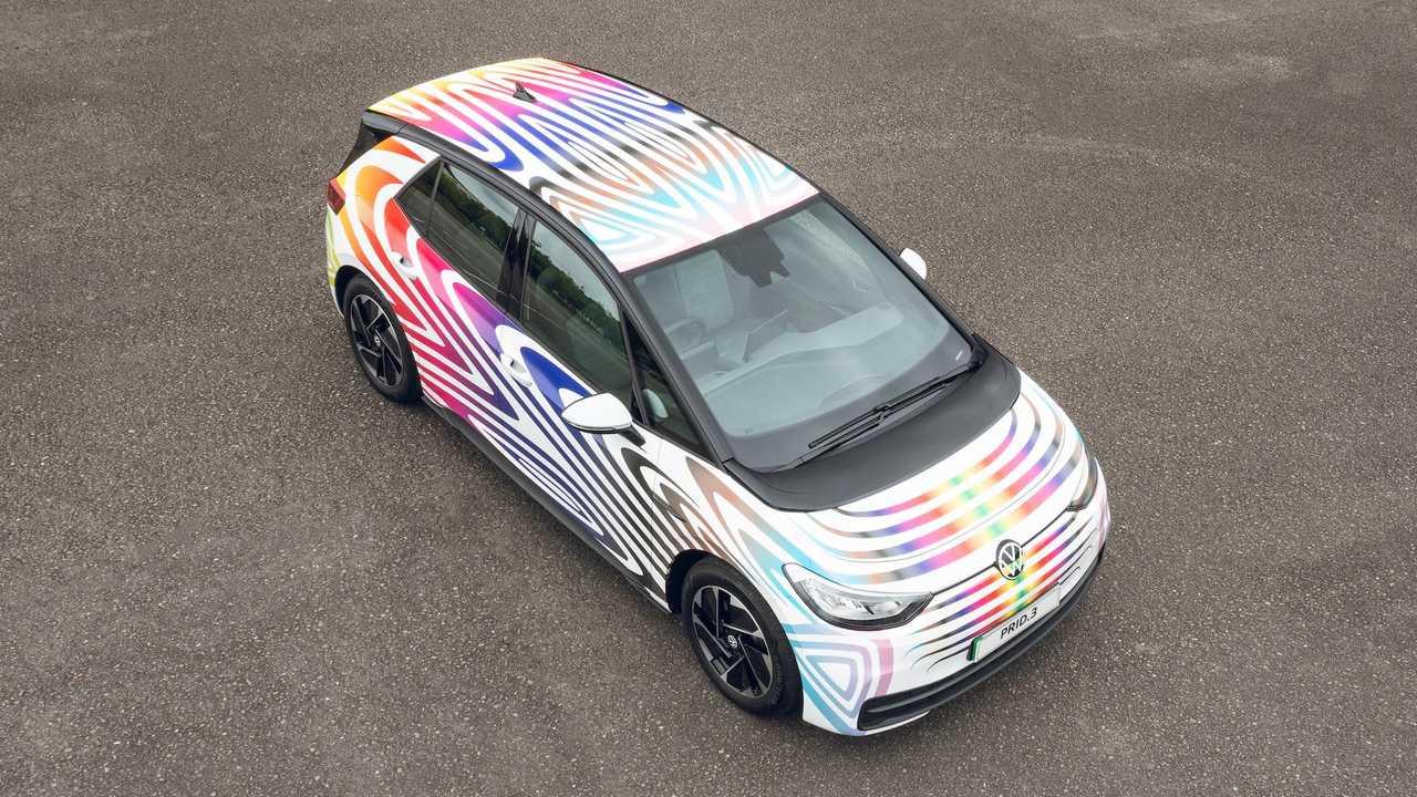 Volkswagen PRID.3 Pride.