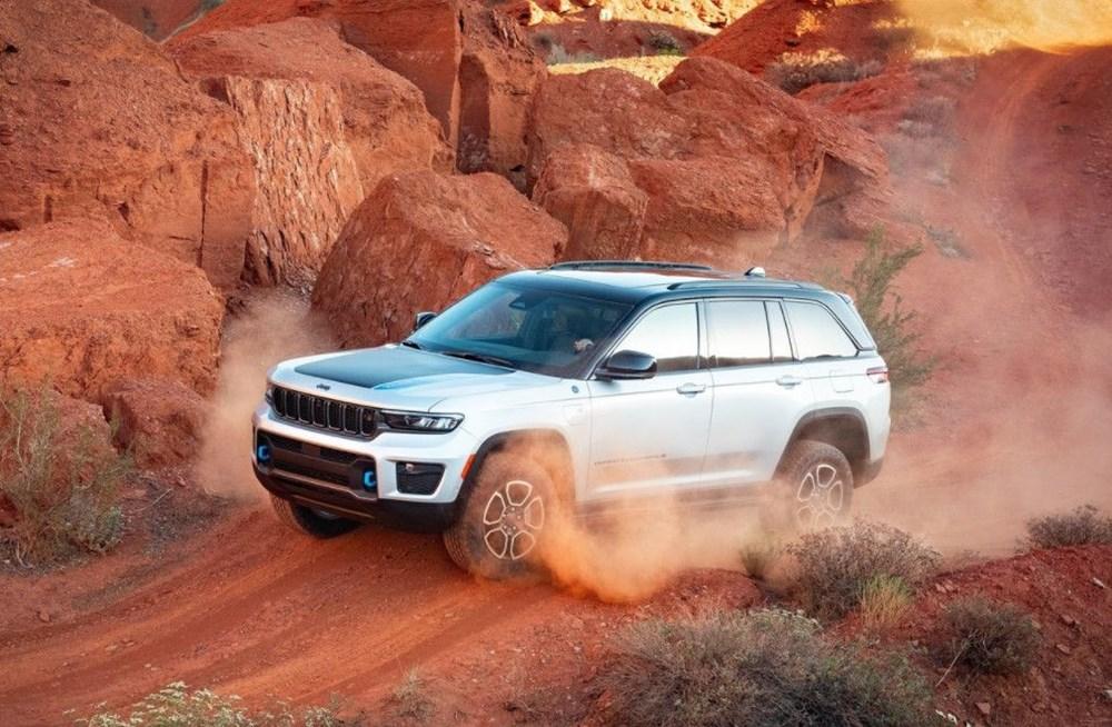 Yeni Jeep Grand Cherokee resmen tanıtıldı - 6