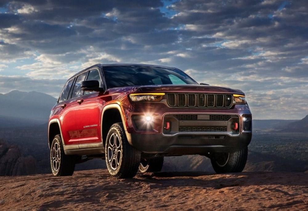 Yeni Jeep Grand Cherokee resmen tanıtıldı - 7