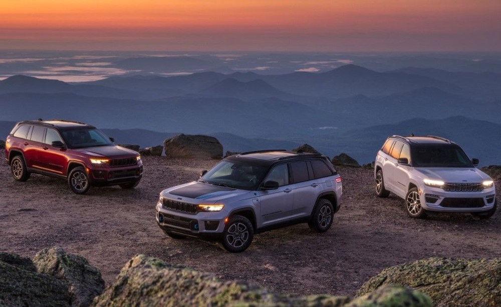 Yeni Jeep Grand Cherokee resmen tanıtıldı - 12