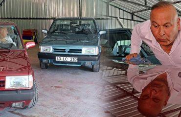 1994 model Doğan SLX otomobilini, 130 bin liraya sattı