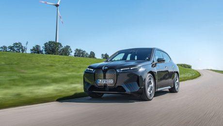 Elektrikli BMW iX, ön siparişe açıldı