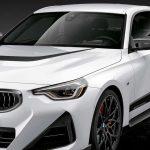 BMW 2 Serisi Coupe M Performans parçaları.