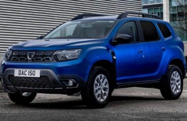 2021 Dacia Duster Commercial