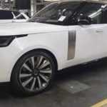 2022 Range Rover tanıtım öncesinde sızdı, değişim göründü