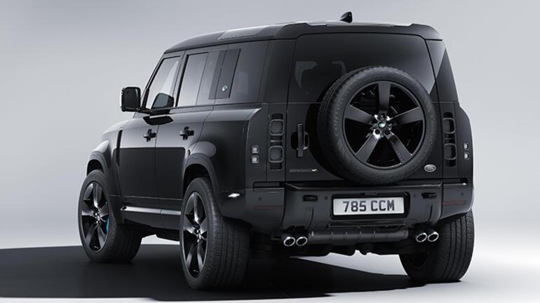 Yeni Land Rover Defender'a James Bond dokunuşu