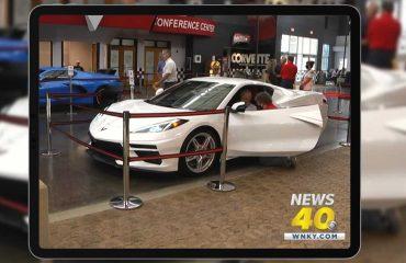 95 yaşındaki 2. Dünya Savaşı veteranı Corvette sahibi oldu.