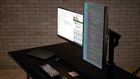 Çalışma ortamlarına odaklanan yeni LG Ergo serisi monitörler
