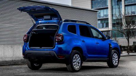2021 Dacia Duster İngiltere'ye Özel Ticari Versiyonu