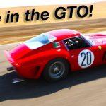 Orijinal Ferrari 250 GTO.