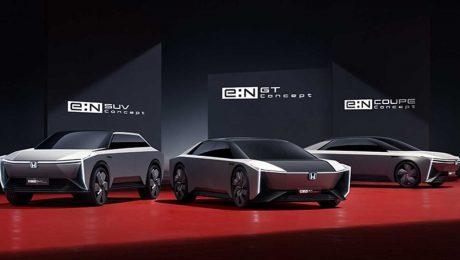 Honda e:N Konseptleri