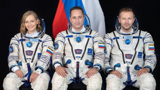 Uzayda çekilecek ilk film