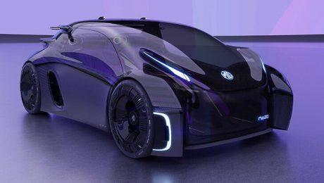 MG gelecek konseptli MAZE'i tanıttı