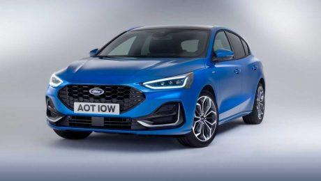 Makyajlı Ford Focus Ön Cephe