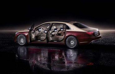 Mercedes-Maybach S-Serisi 6 milyon TL'ye Türkiye'de