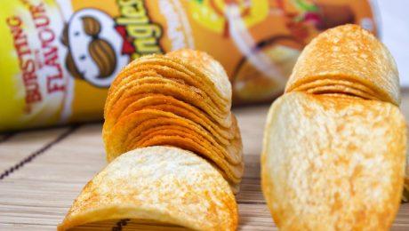Pringles 20 yılda ilk kez logo değiştirdi (İşte logosunu değiştiren şirketler) - Son Dakika Teknoloji Haberleri