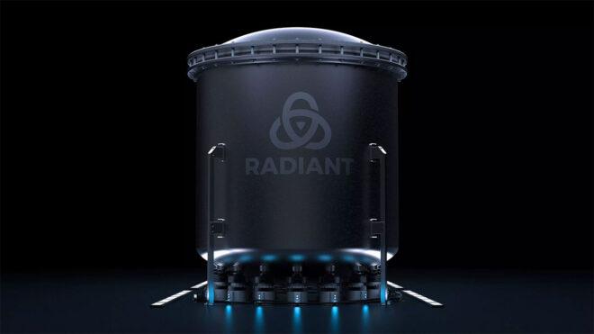 Radiant nükleer jeneratör