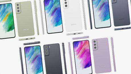 Samsung Galaxy S21 FE için net tarihler paylaşıldı