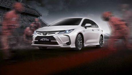 Toyota Corolla Altis Nurburgring Sürümü