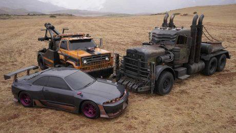 Transformers: Rise of the Beasts için hazırlanan bir fotoğraf.