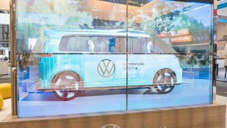 VW ID Buzz otonom ambulans.