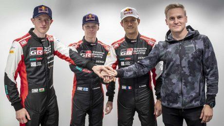 WRC için daha da güçleniyor!