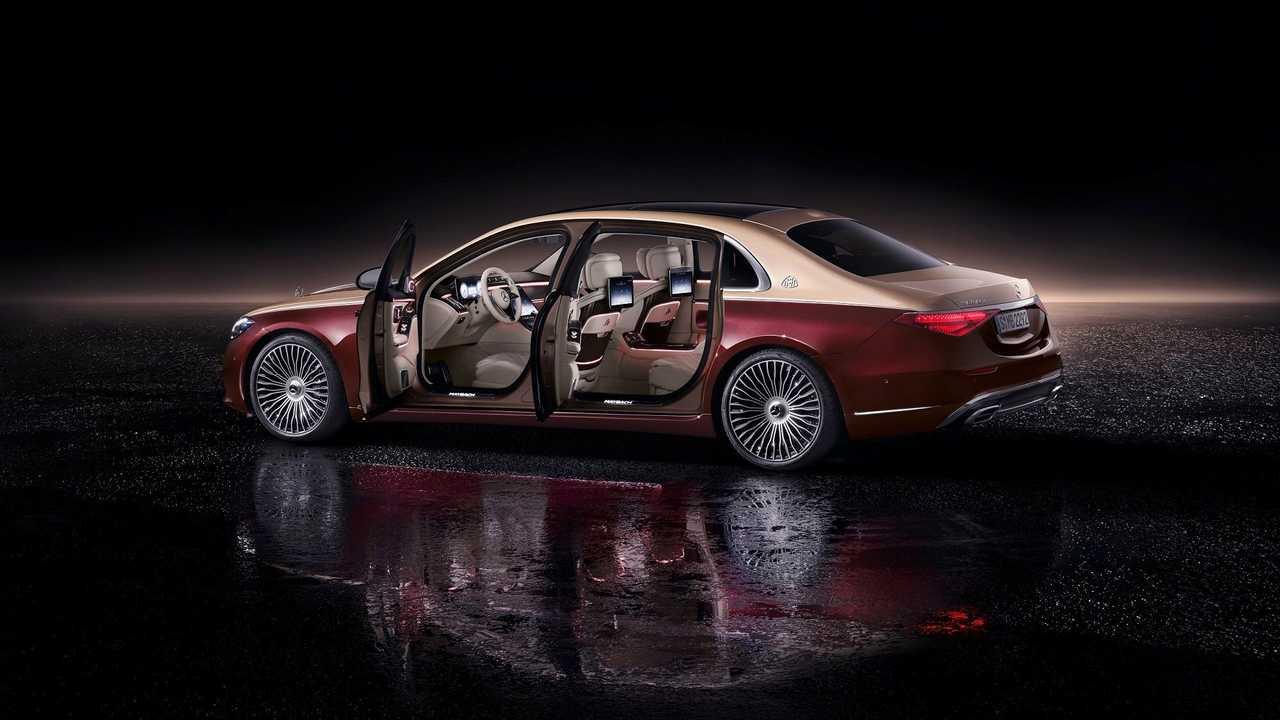Yeni Mercedes-Maybach S-Serisi Türkiye'de.